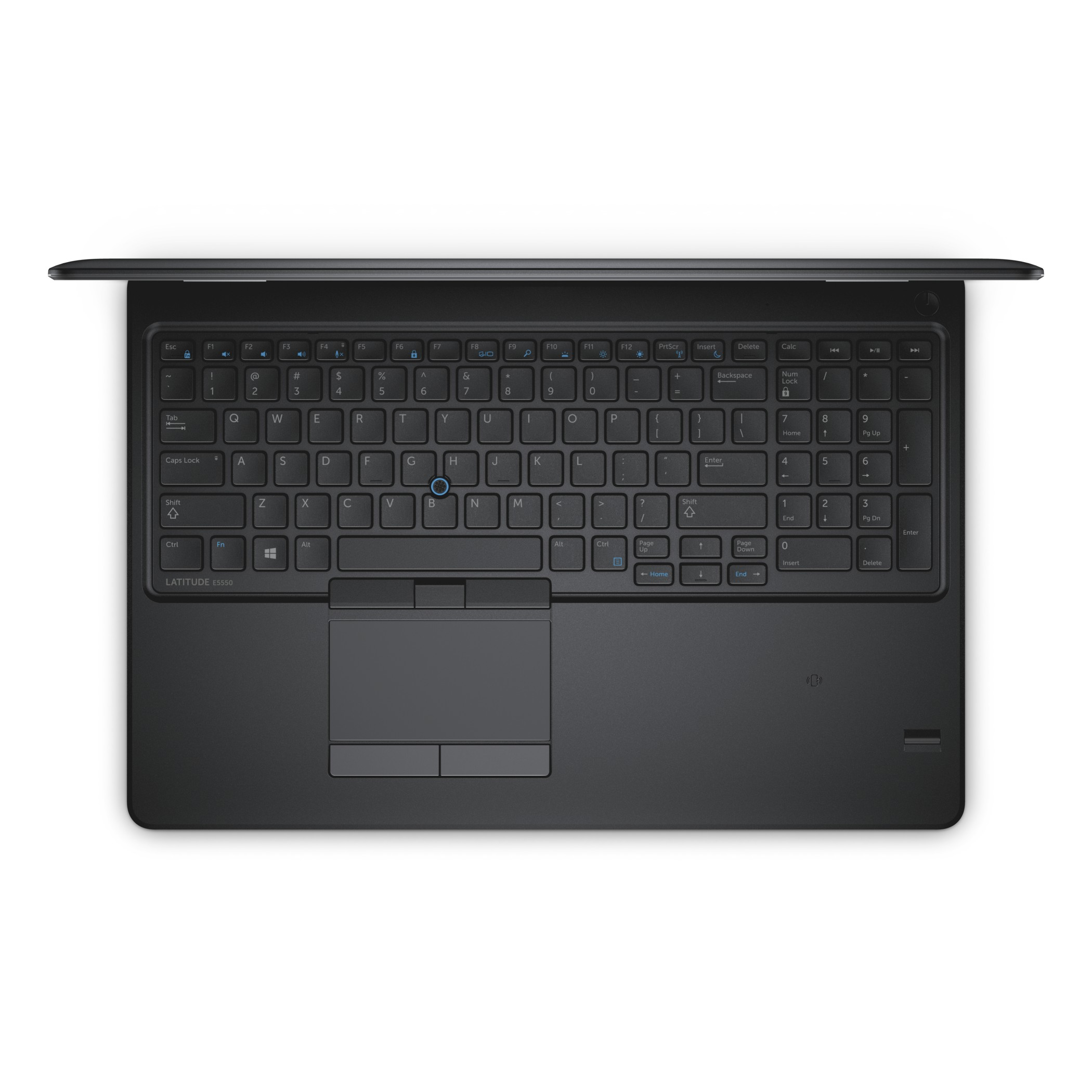 Dell Latitude 15 5000 Series (Model E5550) touch notebook computer, codename Houston.