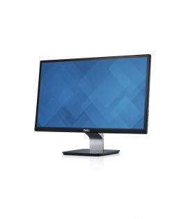 Dell S2240L 21.5-inch full HD monitor with LED. Packaging shot.