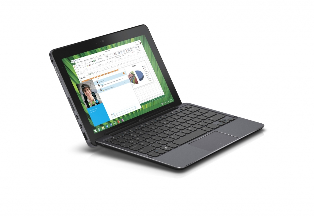 Dell Venue 11 Pro 7000 Series (Model 7140) Windows 11-inch tablet computer with the Dell Tablet Keyboard (Mobile).