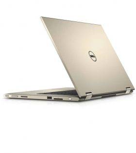 Dell Inspiron 13 7000 Series (Model 7353) 13-inch 2-in-1 notebook computer, codename Cottonwood MLK SKL, with Skylake processor.