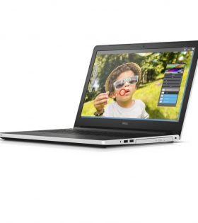 Dell Inspiron 15 5000 Series (Model 5559 Tulip) (Touch or Non-Touch) 15-inch notebook computer with Intel SKL Skylake processor