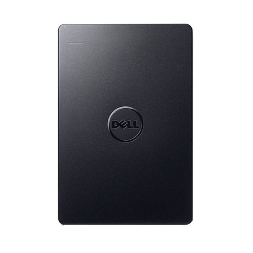 A portable 1 TB drive with automatic backup