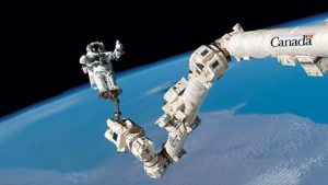 canadarm2-photo-from-کانادارم