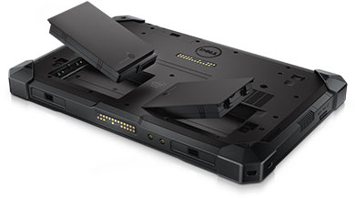 تبلت نظامی دل،تبلت DELL Latitude 12 Rugged