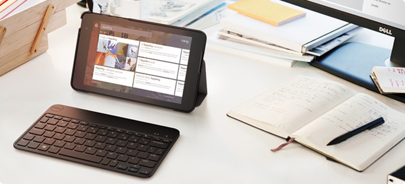 tablet-venue-pro-8-love-dell-کیبورد