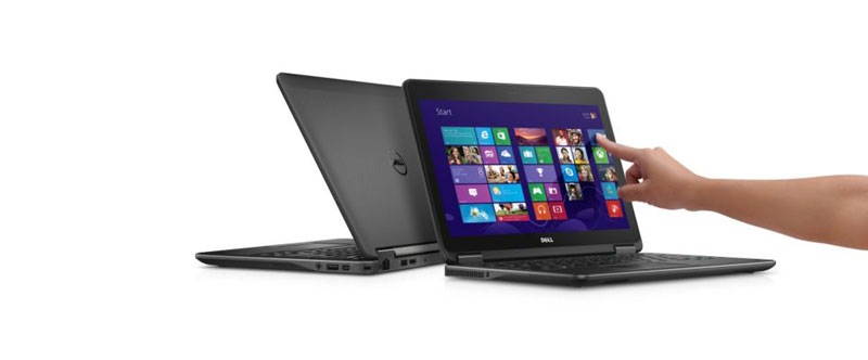Dell UltraBook Latitude E7240