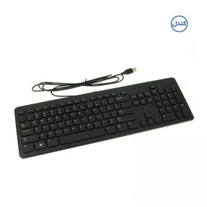 کیبورد-Dell-USB-Slim-Quiet-104-Key-Keyboard